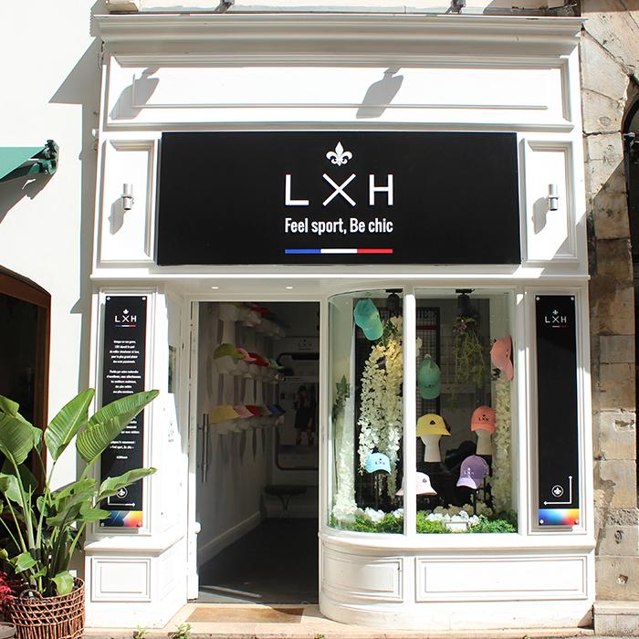 Boutique Lyon LXH casquettes et berrets français