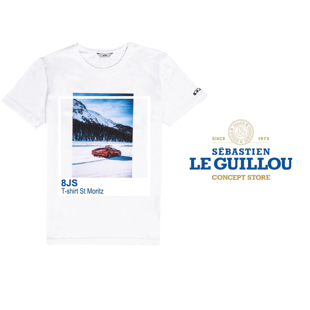 T-shirt St Moritz 8JS