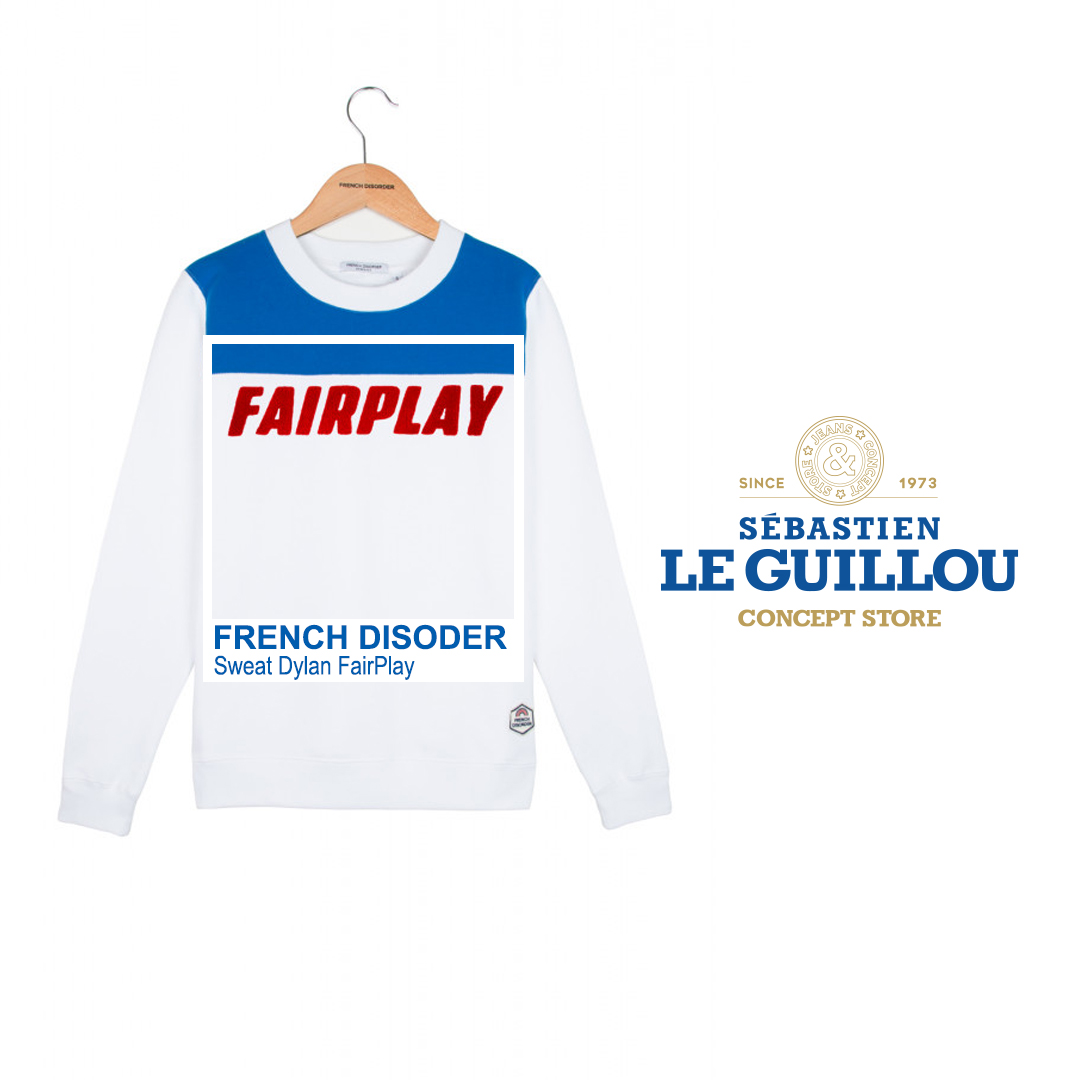 Sweat FairPlay French Disorder