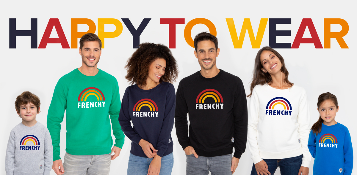 French Disorder, happy to wear