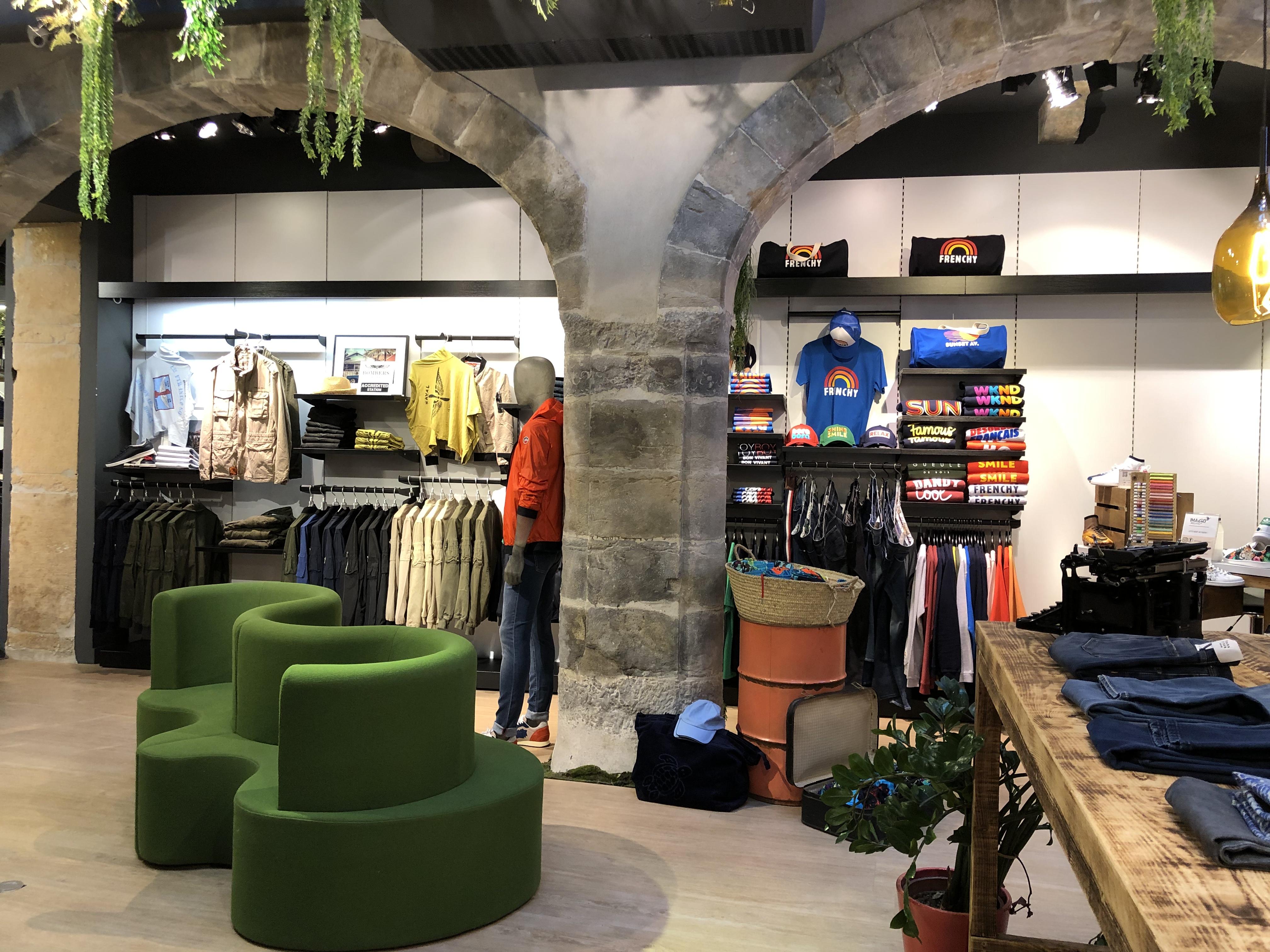 Boutique Concept Store 1